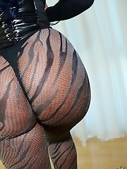 Big black asses: Gemini wears...